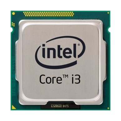 Intel Core i3-3220 (SR0RG) 3.30Ghz Dual (2) Core LGA1155 55W CPU